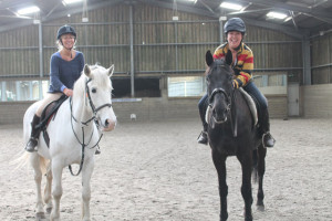 Take Back the Rein Intermediate Sessions @ Barguse Riding Centre