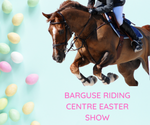 Easter Fun Show Jumping Competition @ Barguse Riding Centre