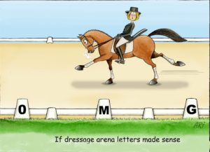 St Austell Bay Equestrian Club Winter Dressage Series @ Barguse Riding Centre