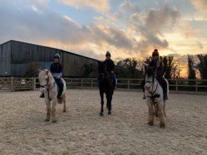 Private/Semi-Private/Group Sessions @ Barguse Riding Centre